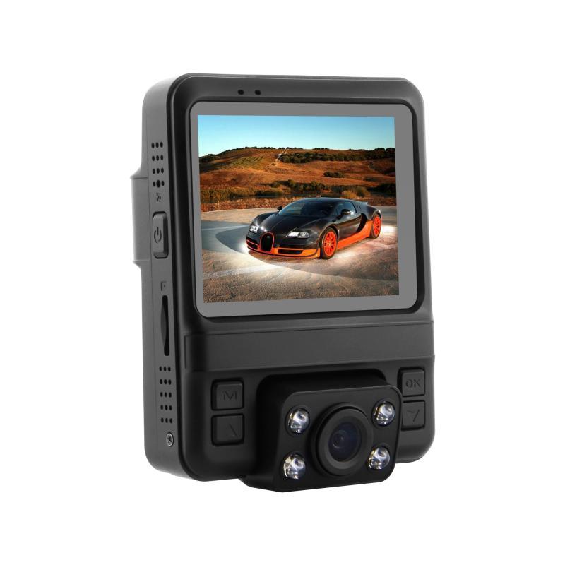 GS65H Mini Dual Lens Car DVR Camera 1080P Novatek 96655 GPS Night Vision 150 Degree Ultra Wide Angle Built-in GPS dual lens novatek 96655 sony imx322 car wifi dvr for mercedes benz r 2015 ml gl w164 x164 2006 2012 hidden installation