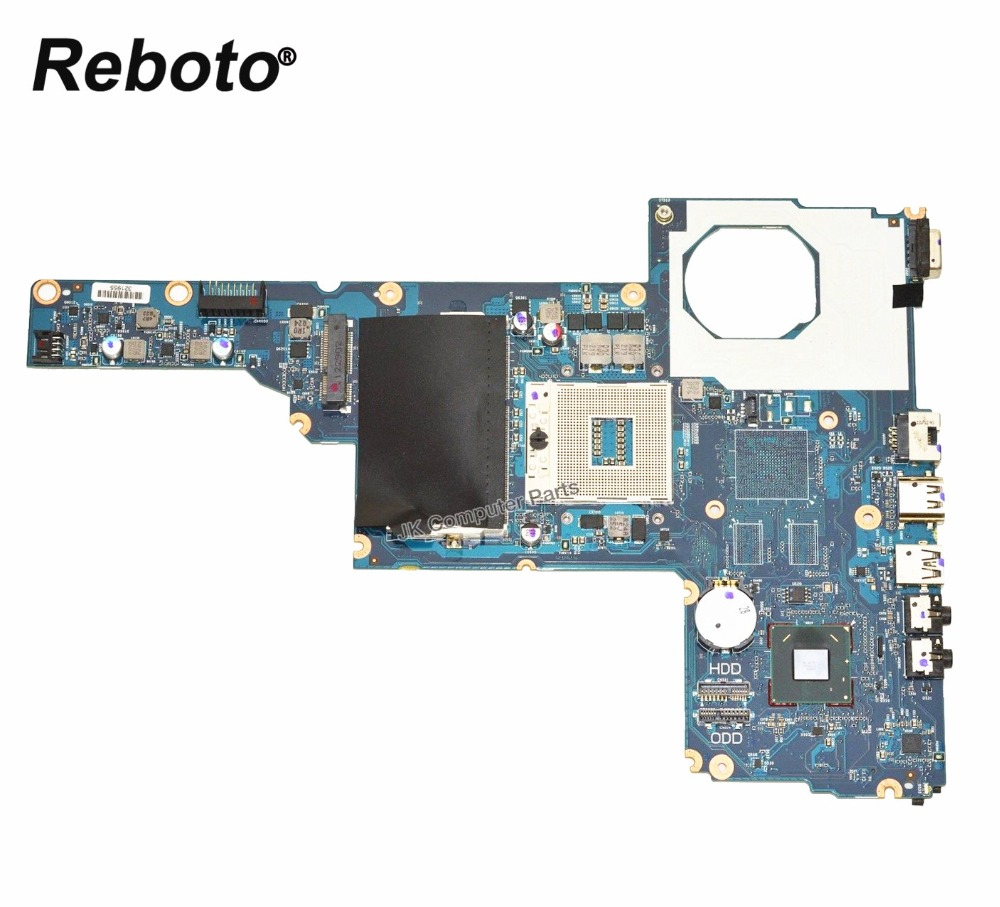 Reboto For HP 1000 2000 2000 2B Series Laptop Motherboard 6050A2493101 MB A02 685107 501 HM75