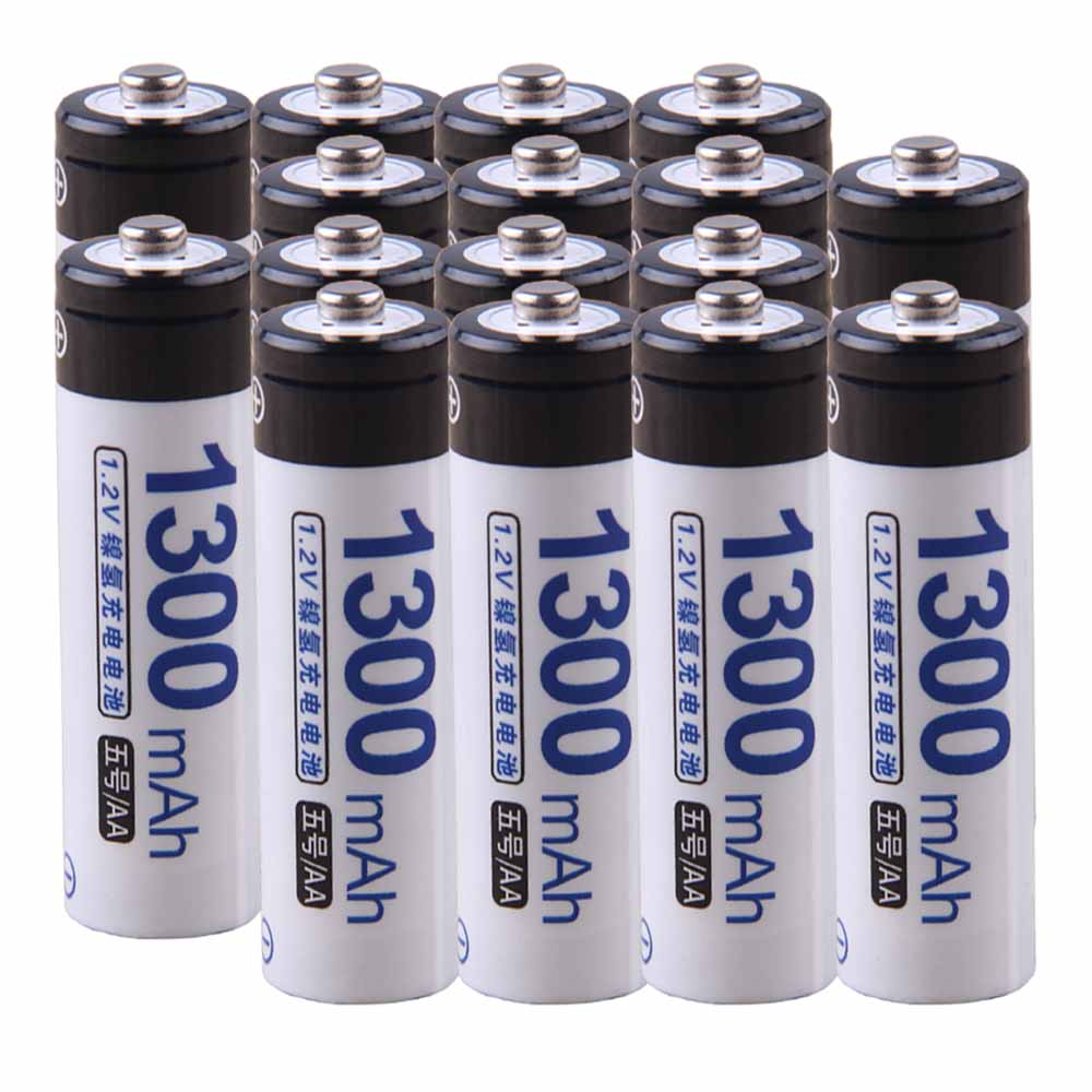Lowest price 16 piece AA battery 1.2v batteries
