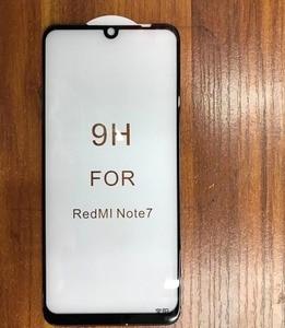 New Redmi Note 7 Curved Full Glue Glass Film Screen Protector For Redmi Note 8 pro Mi9 Lite Mi9T K20 MiA3 7A Note 6 Pro 5 PRO(China)