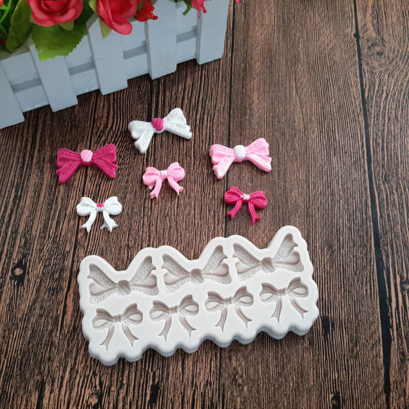 Butterfly 3 Sizes Silicone Mold for Fondant Gum Paste Chocolate Crafts