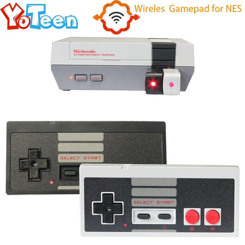 for NES Mini Classic Edition Wireless Gamepad USB Gaming Controller Wireles Gamepad for NES Mini Classic