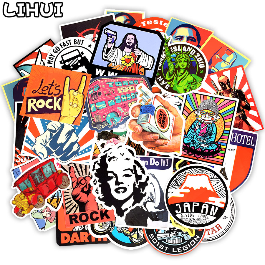 50-pcs-retro-style-sticker-graffiti-travel-funny-jdm-stickers-for-diy-sticker-on-suitcase-luggage-laptop-bicycle-skateboard-car