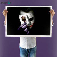 HD Printed Comics Batman Joker Poster Prints On Canvas Painting Canvas Painting Room Decoration Wholesale Drop