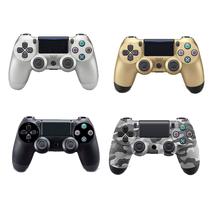 Wireless Game Controller For Play Station4 Wireless Bluetooth Gamepad for PS4 Joystick Wireless Gamepad Controller For Sony PS4