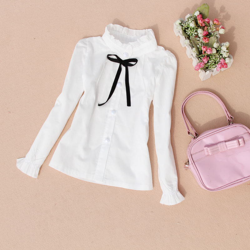 Online Get Cheap Girls White Blouse -Aliexpress.com | Alibaba Group