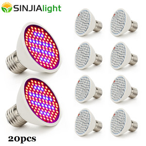 20pcs/lot 10W LED Grow Lights