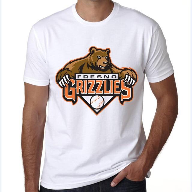 Overhemd We.Komnudt 2017 Mannen Overhemd We Blote Bears T Shirt Animal Print