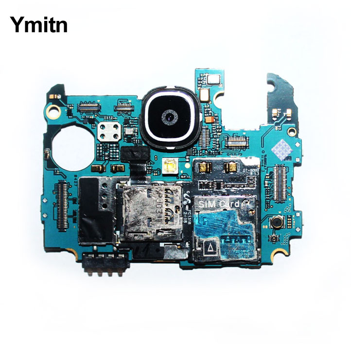 Ymitn 100% work Motherboard 16GB Unlocked Official Mainboad With Chips Logic Board For Samsung Galaxy S4 i9500 i9505