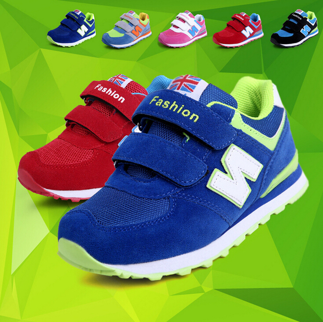 spring and summer of 2015 children's shoes tide shoes Light and children sports shoes boy's and girl's shoes
