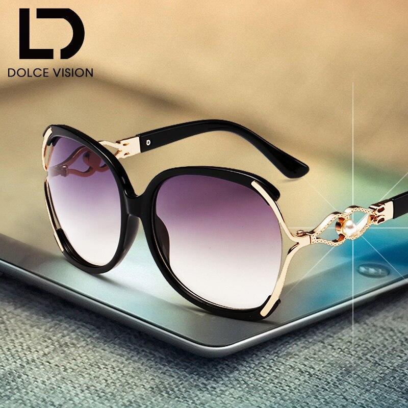 VISÃO Da Borboleta Do Vintage Óculos De Sol Das Mulheres Marca Designer  Retro Mulheres DOLCE UV400 2ef5ece756
