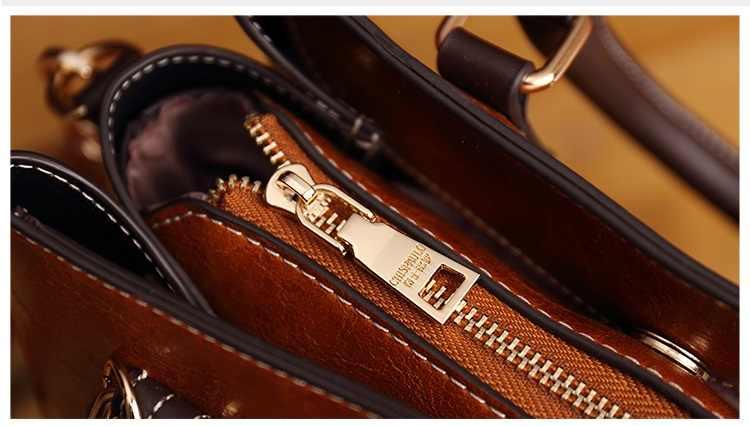 Натуральная кожа Бостонская Сумка Сумочка с короткими ручками через плечо женские Винтаж сумки через плечо для Для женщин модная Женская Ручная сумка Bolsas feminina T65