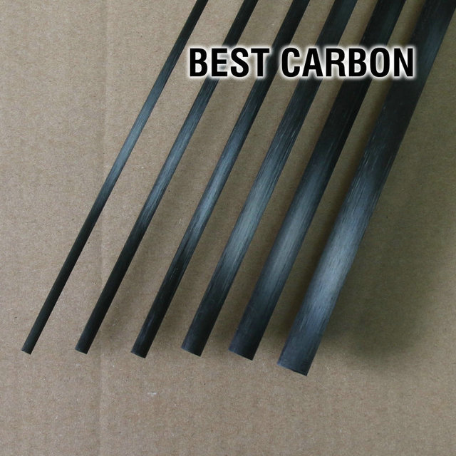 US $25 0 |1Pcs of Dia  12mm x 1000mm Carbon Fiber Rod Toray carbon fiber  joint with Epoxy resin-in Parts & Accessories from Toys & Hobbies on