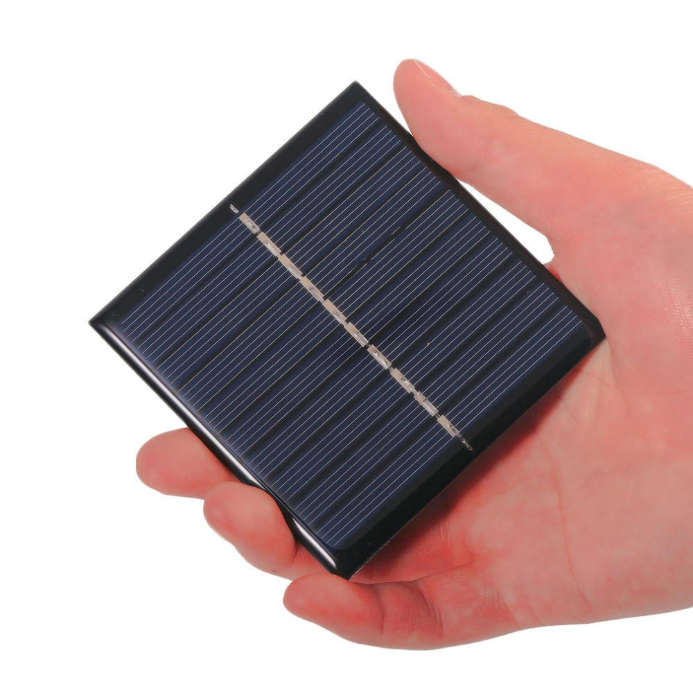 Professional 5V 0.87W 175Mah DIY Solar Panel Module System Toy For Battery Cell Phone Charger Mini Size Design