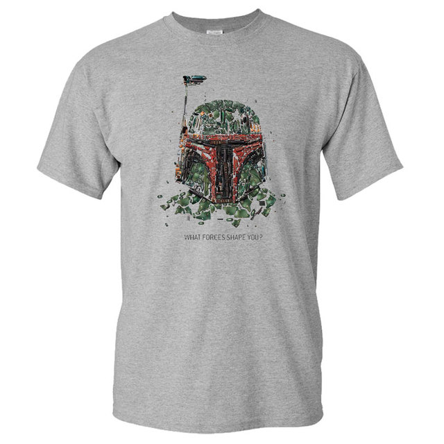 What Forces Shape You Boba Fett T-Shirt