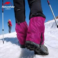 1 Paar Been Wandelen Slobkousen Waterdicht Outdoor Klimmen Jagen Trekking Sneeuw Legging Slobkousen Licht Gewicht Silione