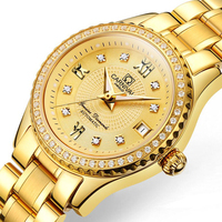 New Switzerland Carnival Luxury Brand Watch Women Automatic Mechanical Lady Watches Diamond Waterproof Relogio Feminino C8629L 6
