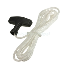 1 2M Durable Lawnmower Recoil Start Starter Cord Rope Pull Handle Practical Tool T518