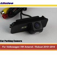 Câmera Para Volkswagen VW Amarok Liislee/Robusto 2010 ~ 2014/Car Inverter Rear View Camera/TV CCD NTSC PAL|rear view camera|car rear reverse camera|camera for vw -