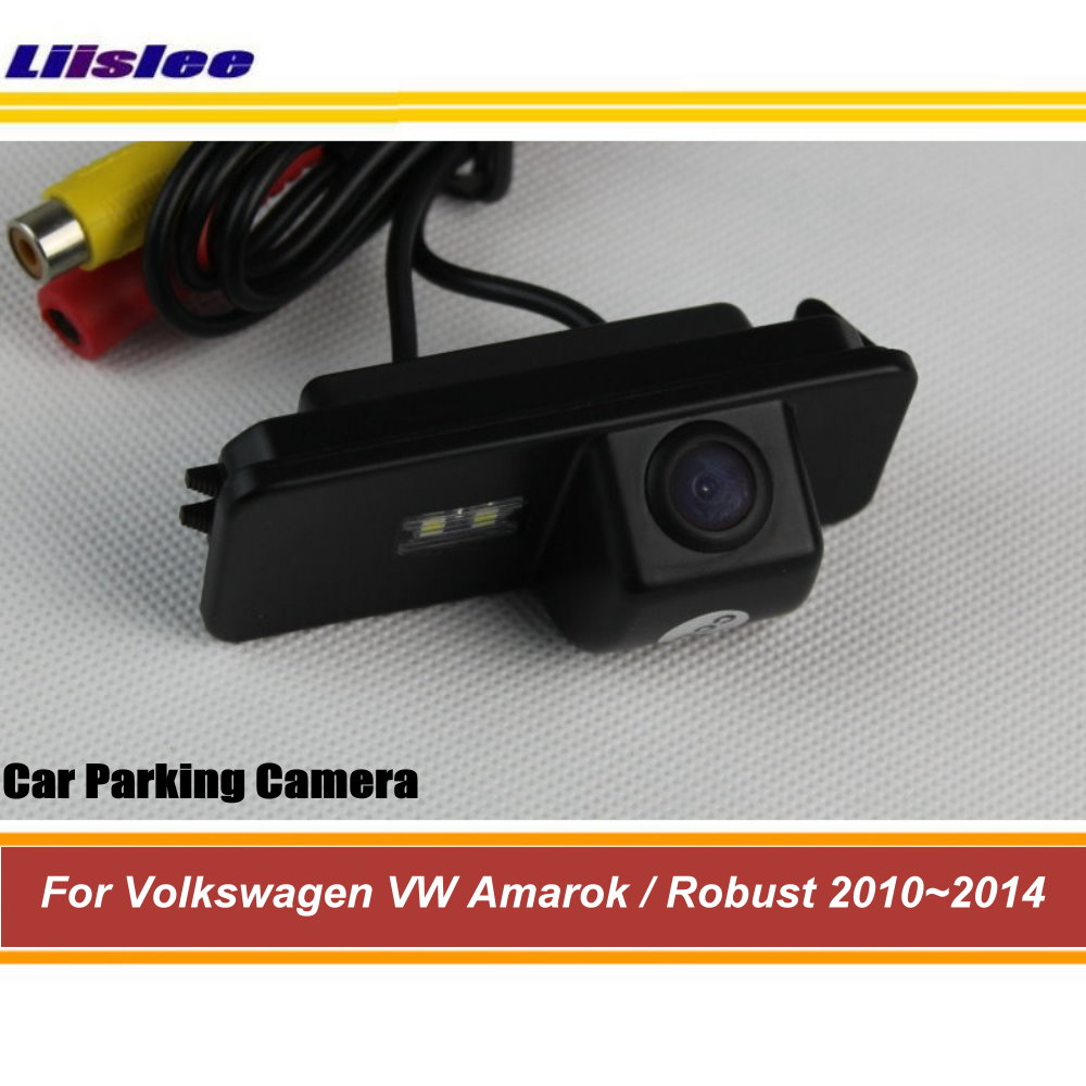 Liislee Camera For Volkswagen VW Amarok / Robust 2010~2014 / Car Reverse Rear View Camera / TV CCD NTSC PAL
