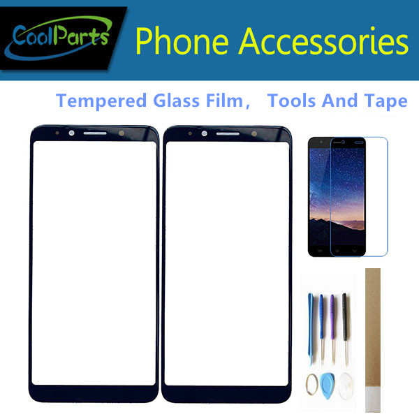 6.0 Inch All New For UMIDIGI UMI S2 S2 Pro S2 LITE Touch Screen Front Outer Glass Touch Sensor Panel Lens With Kits