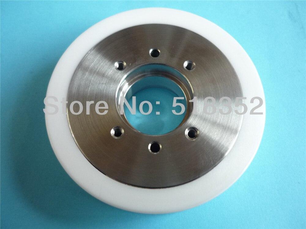 """3052992 ( 3052772 ) S414 Sodick керамический ролик """" C """" с подшипником отверстие, Wedm-ls для резки провода изнашиваемых части"""