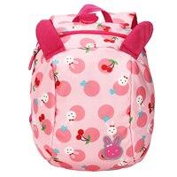Wulekue нейлон 4 цвета Дети Рюкзак хранения детская школьная сумка для ganized для От 1 до 4 лет дети анти потерял рюкзак