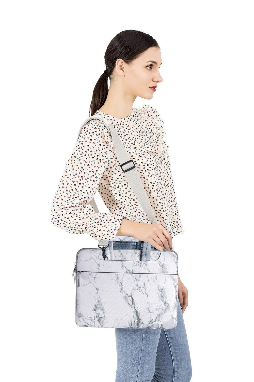 Mosiso водонепроницаемая сумка для ноутбука на плечо женщин