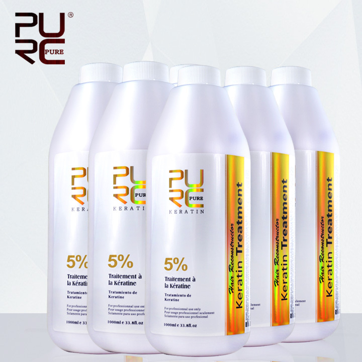 Super cheap Wholesale buy 5 pcs get 1 free Brazilian keratin hair treatment formalin 5% 1000ml hair straightener free shipping hair treatment 12% formalin new arrived hair straightener brazilian keratin 1000ml x 2 bottles hair care products free shipping