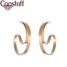 2019 Vintage Gold Women Earrings Stud Jewelry Wholesale pendientes brincos Hotsale New Arrival earrings for