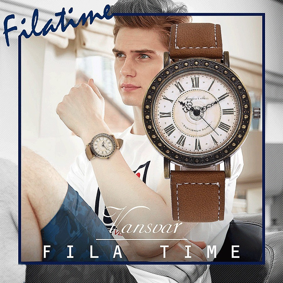 2017 New Vintage Fashion Men Wristwatches Simple Roman Numerals Ladies Leather Band Quartz Watch Female Clock Relogio Masculino