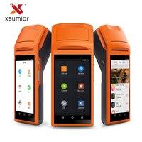 Xeumior Takeout беспроводной чековый Термопринтер для коммерческих Android 6,0 система Bluetooth принтер универсальный принтер билетов