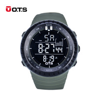 Electronic LED Digital Watch Men Military Chronograph Sports Watches 50m Waterproof Wristwatch Mens Stopwatch Montre Homme 45