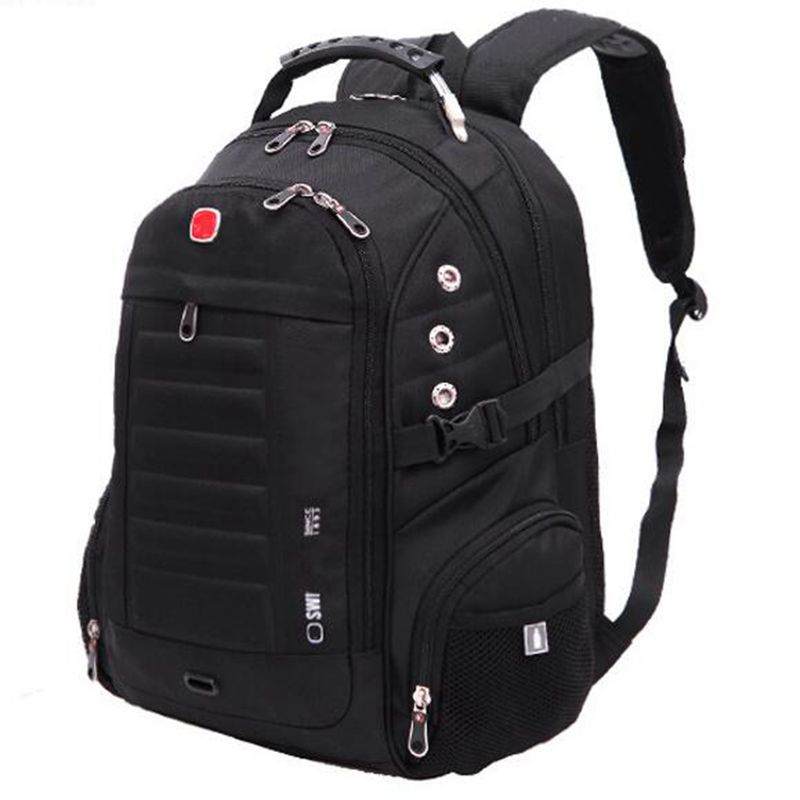 Men Backpacks Brand Travel School Bag Teengers Laptop Military Back packS Swiss Gear Wenger Backpack Mochilas