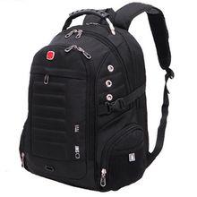 Männer rucksäcke marke reise schulranzen teengers laptop militär back packs schweizer getriebe wenger rucksack mochilas reißverschluss