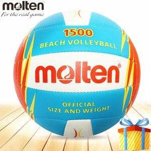 Molten volleyball ball voleibo