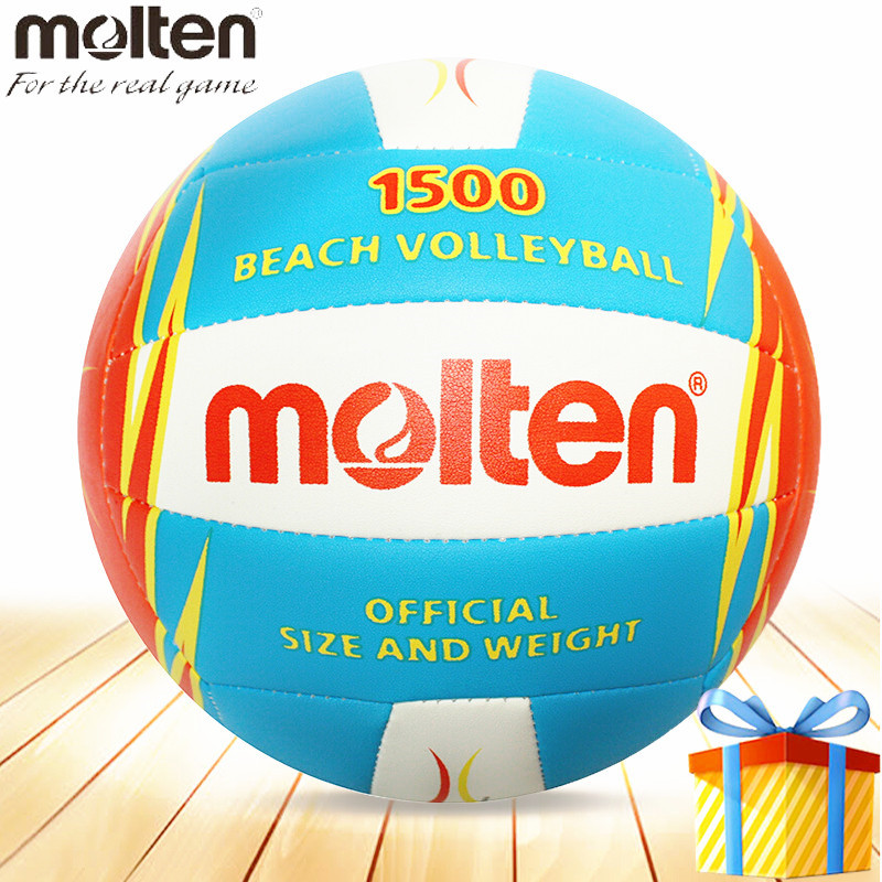 Molten volleyball ball voleibol beach V5B1500 games woman man training PU material size 5 pallavolo topu official bola de volei