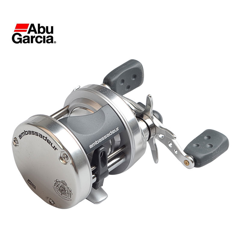 Abu Garcia Ambassadeur Fishing Reel 5:1:1 Gear Ratio Ambs 5500-s `new