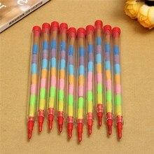 Suppies укладчик стационарные карандаши pop мелки граффити рисования up карандаш шт./компл.