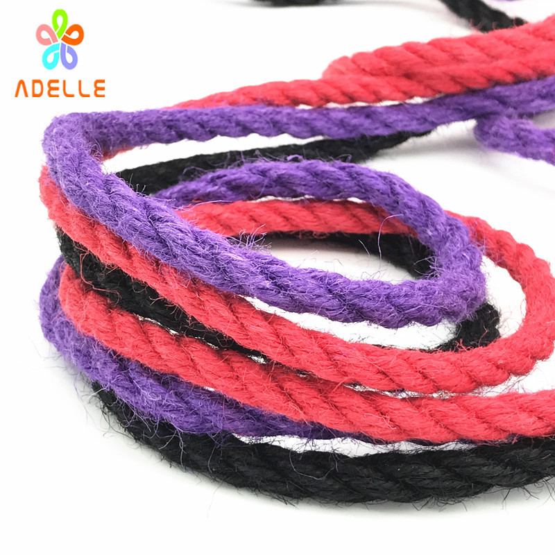best 6mm hemp rope for bondage ideas and get free shipping