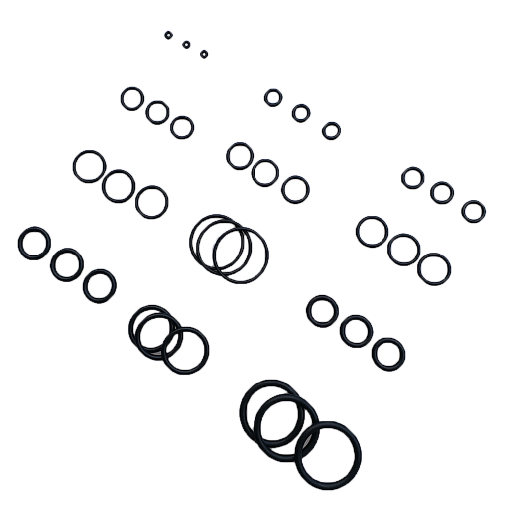 MagiDeal Bulk of 36 Replacement O Ring Kit for Scuba