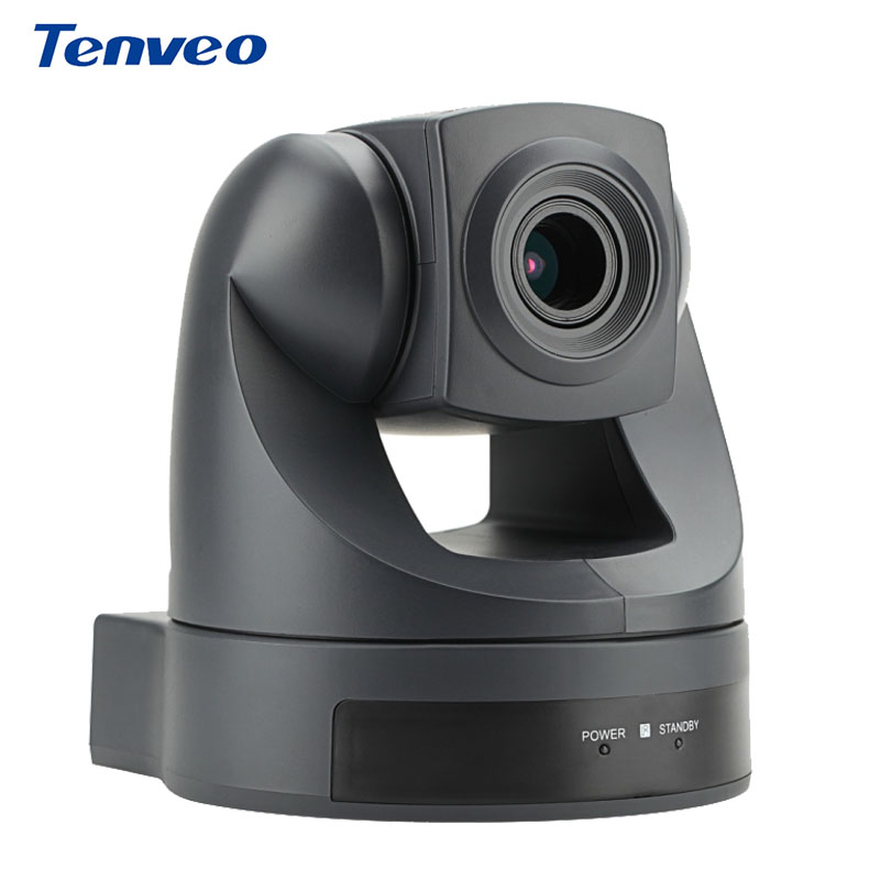 Tenveo V65U 18X Zoom Webcam Video Conference Camera with 1/3 for SONY Exview HAD CCDII and USB AV S Video Output for Recording