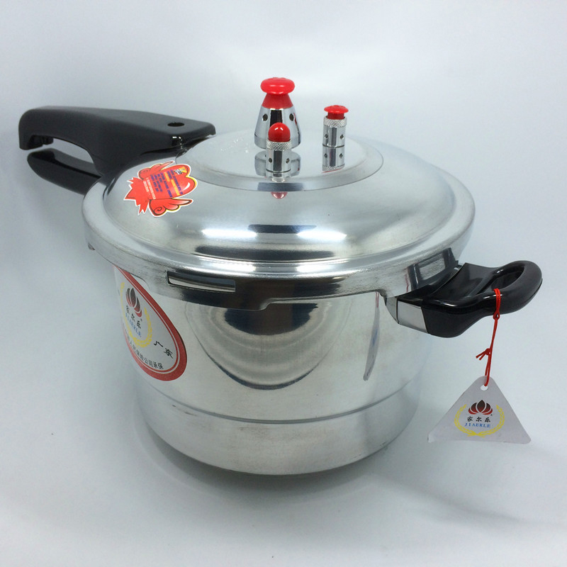 Pressure cooker aluminum stew cooking pot kitchen cookware 20cm 22cm  24cm  for selection