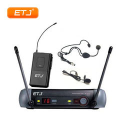 Wireless Microphone Karaoke PGX14 KTV UHF Wireless System With Beltpack Headset Mic Clip Microfone PGX4 PGX1 Top Quality