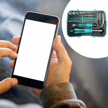 8126-b-6150 Multifuncional Chave De Fenda Kit Reparação Ferramenta De Manutenção Conjunto Para Ferramentas De Reparo Do Telefone Móvel