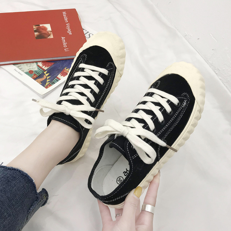 Women Sneakers 2019 Summer Women Shoes Breathable Canvas Lace-up Female Casual Shoes Women EspadrillesWomen Sneakers 2019 Summer Women Shoes Breathable Canvas Lace-up Female Casual Shoes Women Espadrilles