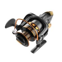 2017 Hot Metal Fishing Reel 12BB  500 – 4000 Series Spinning Reel For Feeder Fishing Handle Fishing Reels With Large Spool