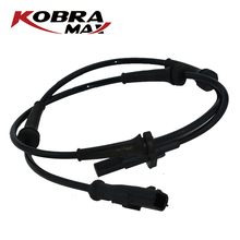 KobraMax AbS Sensor Wheel Rear Left Right Sensor for Volvo Opel Vivaro Renault Trafic II 479008381R kobramax front abs sensor left right for renault grand scenic megane ii scenic 8200404460