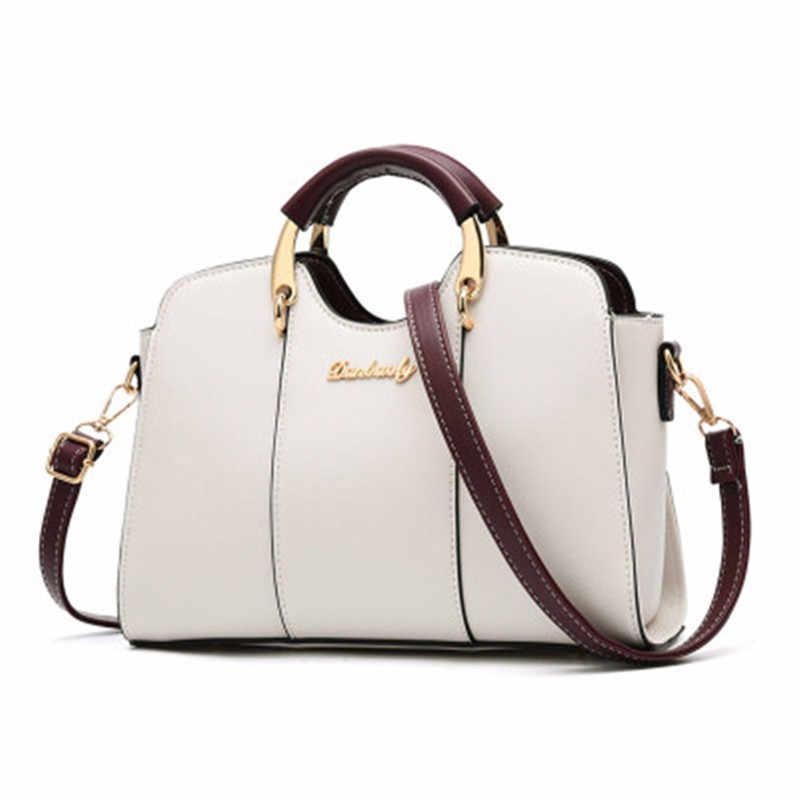 e44293a77262 new luxury handbags women bags designer PU leather woman handbags bolsa  feminina bags for women 2018