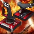Originele PXN 2119 Wired Game Joystick Computer Vlucht Game Controller Joystick Simulatie Gaming Rocker Voor Computer PC